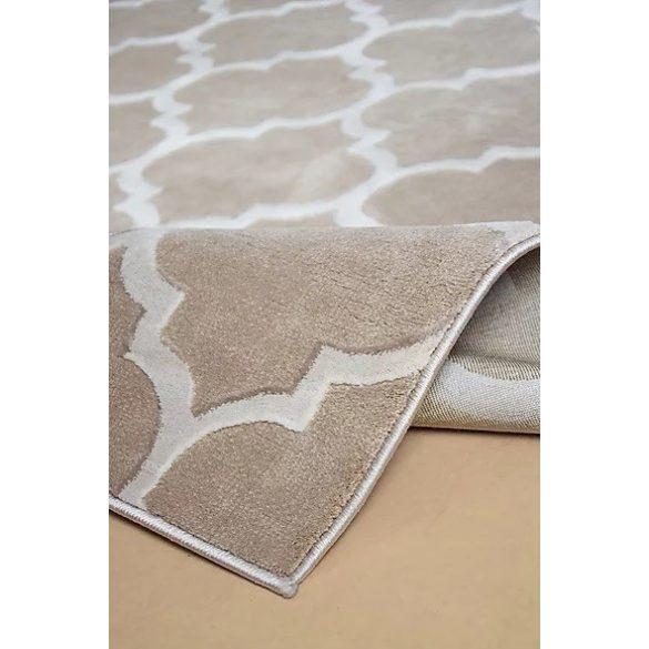 Jakamoz 1353 barna vonalas szőnyeg 200x290 cm Szőnyeg Webá