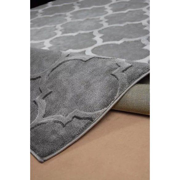 Elite 17391 grey szőnyeg 140x190 cm