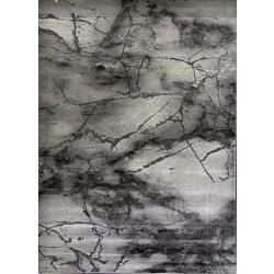 Elite 23270 szürke márvány mintás szőnyeg 200x290 cm