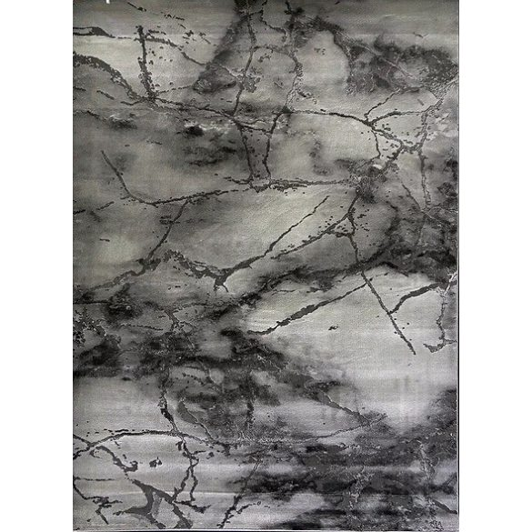 Elite 23270 szürke márvány mintás szőnyeg 120x180 cm