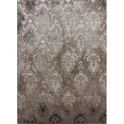 Elite 23282 bézs damaszt mintás szőnyeg 120x180 cm