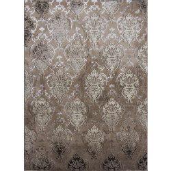 Elite 23282 bézs damaszt mintás szőnyeg 200x290 cm