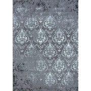 Elite 23282 szürke damaszt mintás szőnyeg 200x290 cm