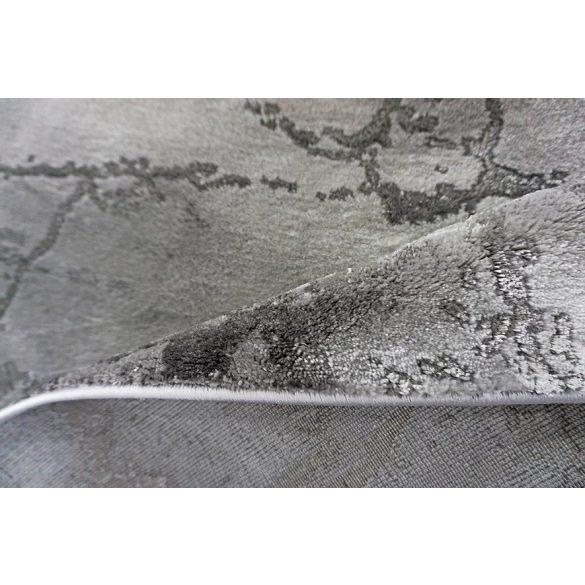 Elite 23282 szürke damaszt mintás szőnyeg 160x220 cm