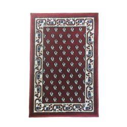 Excellent 808 bordó apró mintás szőnyeg  40x60 cm
