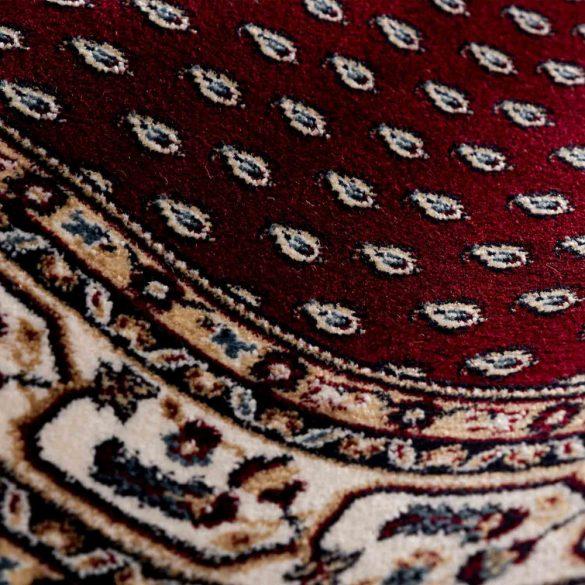 Excellent 808 bordó apró mintás szőnyeg  60x110 cm