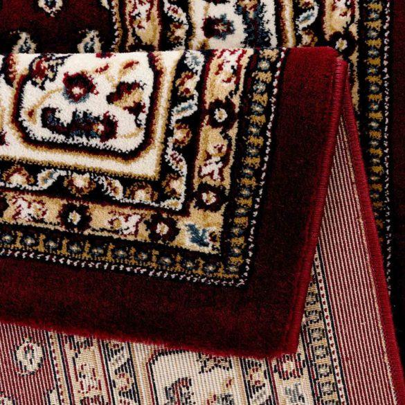 Excellent 808 bordó apró mintás szőnyeg  80x300 cm