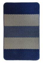 Fürdőszobaszőnyeg kék 1 db-os 50x80