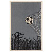 SC Góóóól focis szőnyeg 150x200 cm