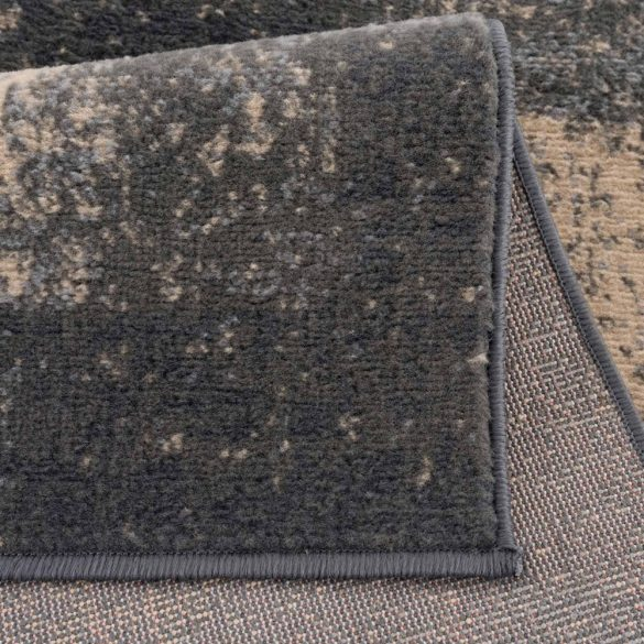Gustavo 3197 szürke modern mintás szőnyeg  80x150 cm