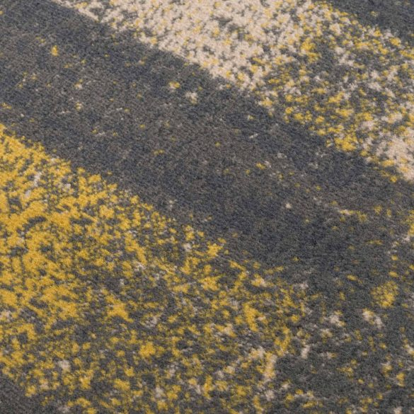 Gustavo 3197 sárga modern mintás szőnyeg 120x170 cm