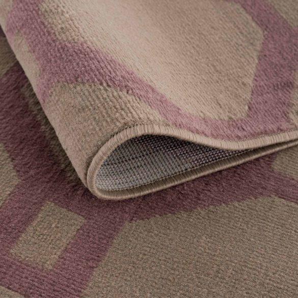 Gustavo 3220 barna modern mintás szőnyeg 120x170 cm