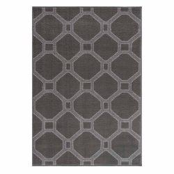Gustavo 3220 szürke modern mintás szőnyeg 120x170 cm
