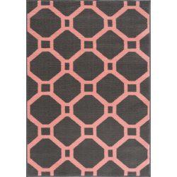 Gustavo 3220 pink modern mintás szőnyeg  80x150 cm