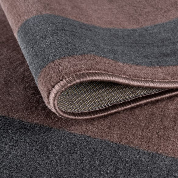 Gustavo 3231 barna modern mintás szőnyeg 120x170 cm