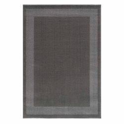 Gustavo 3231 szürke modern mintás szőnyeg  80x150 cm