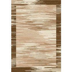 Madrid H703A_FMA36 bézs modern mintás szőnyeg  80x150 cm