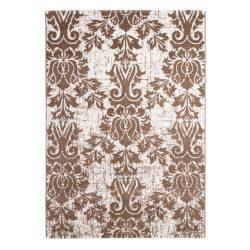 Ottoman H704A_FMA73 bézs klasszikus mintás szőnyeg  80x150 cm