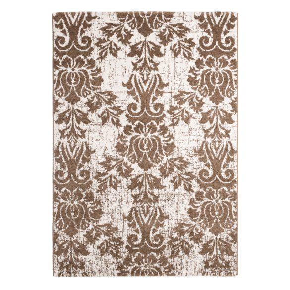 Ottoman H704A_FMA73 bézs klasszikus mintás szőnyeg 120x170 cm