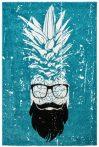 Hipster szőnyeg 610 turquise 120x170 cm - A KÉSZLET EREJÉIG!