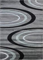 Jakamoz 1061 sötétszürke félkörös szőnyeg 160x220 cm