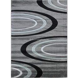 Jakamoz 1061 sötétszürke félkörös szőnyeg 140x190 cm
