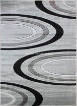 Jakamoz 1061 világosszürke félkörös szőnyeg 160x220 cm