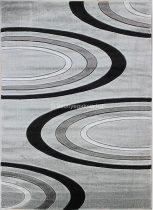 Jakamoz 1061 világosszürke félkörös szőnyeg 140x190 cm