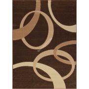 Jakamoz 1352 barna körös szőnyeg 200x290 cm