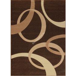 Jakamoz 1352 barna körös szőnyeg 120x180 cm