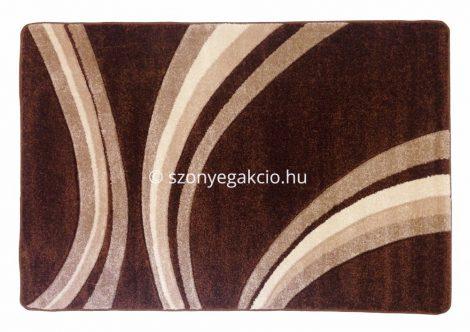 Jakamoz 1353 barna vonalas 160x220 cm