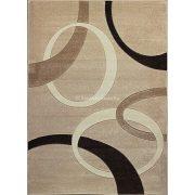 Jakamoz 1352 bézs körös szőnyeg 120x180 cm