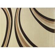Jakamoz 1353 bézs vonalas szőnyeg 240x330 cm