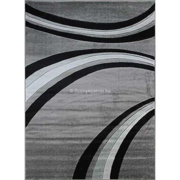 Jakamoz 1353 szürke vonalas szőnyeg 120x180 cm