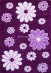 Jakamoz 1259 lila virágos 200x290 cm - KIFUTÓ TERMÉK!