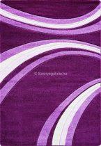 Jakamoz 1353 lila vonalas 160x220 cm