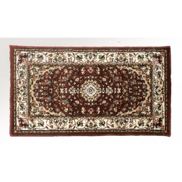 Kicsi classic barna szőnyeg 60x110 cm