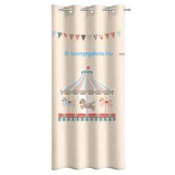 SC Függöny körhintás 160x250 cm