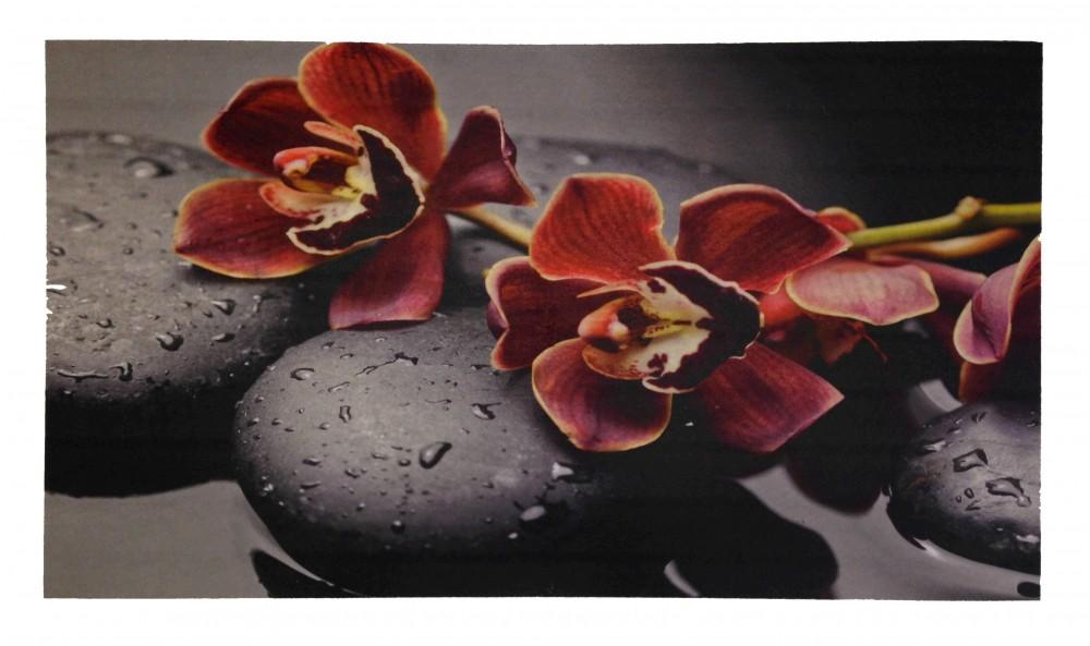 Lábtörlő orchideás2 39x69 - Szőnyeg Webáruház 43a88f5dc4