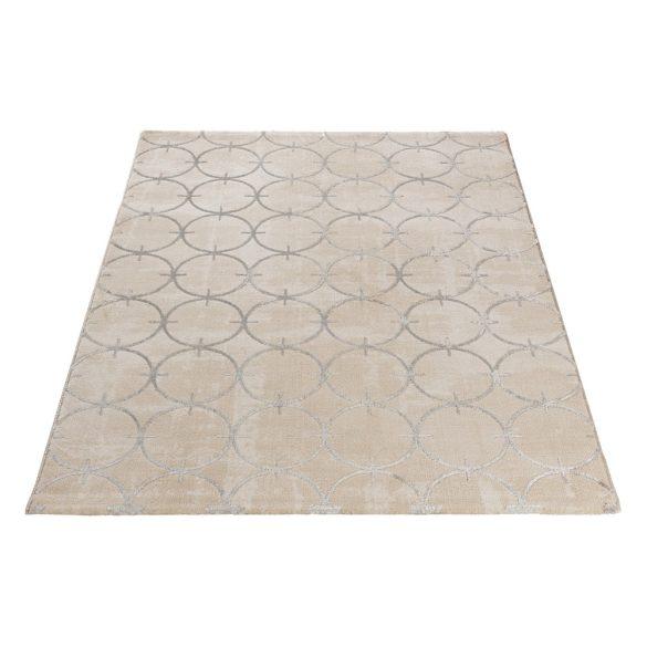 Lara 701 modern kör mintás szőnyeg 120x170 cm
