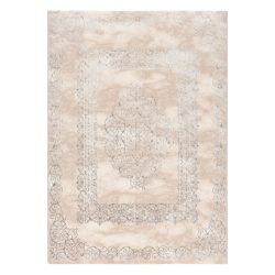 Lara 704 krém modern mintás szőnyeg 200x290 cm