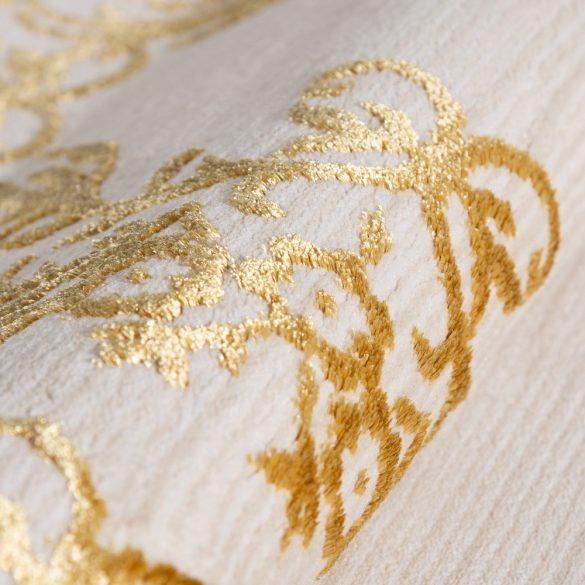 Lara 705 arany klasszikus mintás szőnyeg  80x300 cm