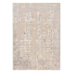 Lara 706 szürke modern mintás szőnyeg 200x290 cm