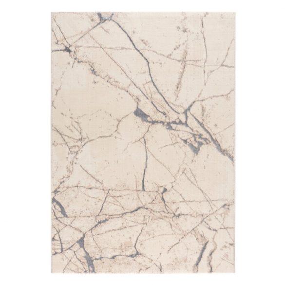 Lara 805 ezüst márvány mintás szőnyeg  80x150 cm
