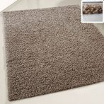 My shaggy 380 barna színű szőnyeg 200x280cm
