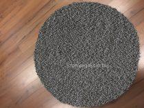 SH Loca szürke színű kerek szőnyeg 120 cm-es átmérővel