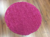 SH Loca pink színű kerek szőnyeg 120 cm-es átmérővel