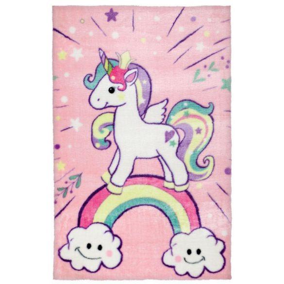 Lollipop unicorn  90x130 cm - A KÉSZLET EREJÉIG!