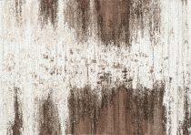 SH Luna 1701 / modern mintás barna-beige színű szőnyeg 160x230 cm