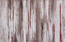 SH Luna 1702 / csíkos mintás barna-beige színű szőnyeg 160x230 cm